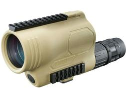 Bushnell 15-45x60 T Series FDE FLP Mil Hash Reticle Spotting