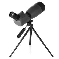 20 60x 60 porro prism spotting scope