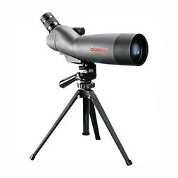 Tasco 20-60x60mm World Class Zoom Spotting Scope 45 Deg Angl