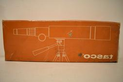 Tasco 20E Spotting Scope 15X-45X 50MM Zoom New In Box and W/