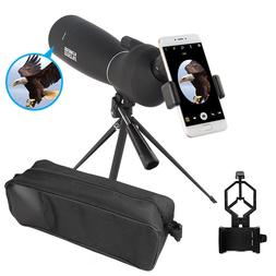 25 75x70 spotting scope bak7 astronomical telescope