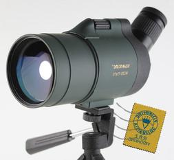 Visionking 25-75x70 Spotting scope, Camera Mount Waterproof,
