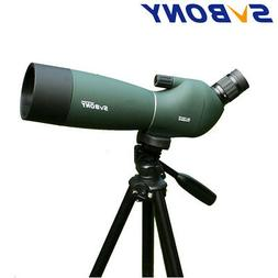 SVBONY 25-75x70mm Angled Zoom  Multi-Coated BK-7 Spotting Sc