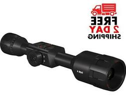 ATN Thor 4 Smart HD Thermal Rifle Scope, 2-8X, 384x288, Blac