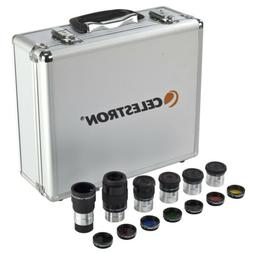 Celestron Eyepiece and Filter Kit - 1.25 Inch Format