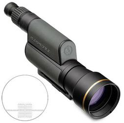 Leupold Golden Ring 20-60x80mm Spotting Scope,Shadow Gray,Im