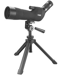 Emarth 20-60x60 Angled Spotting Scope with Bigger Eyepieces,