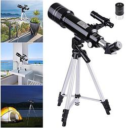 AW 70mm Astronomical Refractor Telescope Refractive Spotting