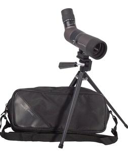 CenterPoint CPSPTS 10-20 x 50mm Spotting Scope with Tripod &