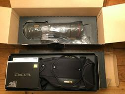 Nikon EDG Fieldscope 65 Spotting Scope Kit with 3 Eyepieces