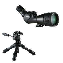Vanguard Endeavor HD 20-60x82 Angled Spotting Scope with VS-