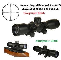 FieldSport Tactical 4X32 Compact Scope For Ruger 1022 10/22