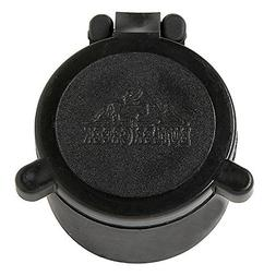 Butler Creek 15 Objective Flip Open Scope Cover