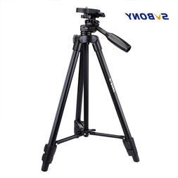 <font><b>SVBONY</b></font> Tripod Travel Portable Aluminum 4