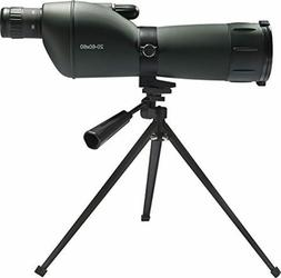GOTICAL 20-60x60mm Zoom Spotting Scope Monocular Telescope w