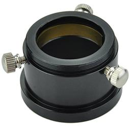 """Gosky T Thread to 1.25"""" Adapter  - with Dual Clampscrews a"""
