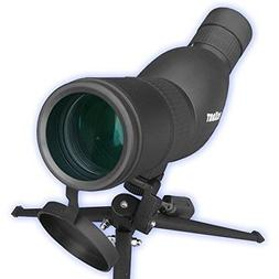 High Definition Spotting Scope With ZOOM Roxant Authentic Bl