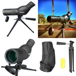 High Definition Spotting Scope with Zoom Multi-Coated BAK4 P