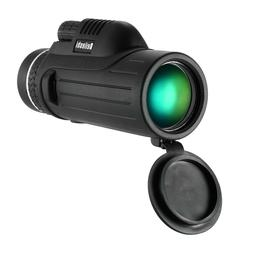 Hunting Compact Monocular Telescope Lightweight Handheld Out