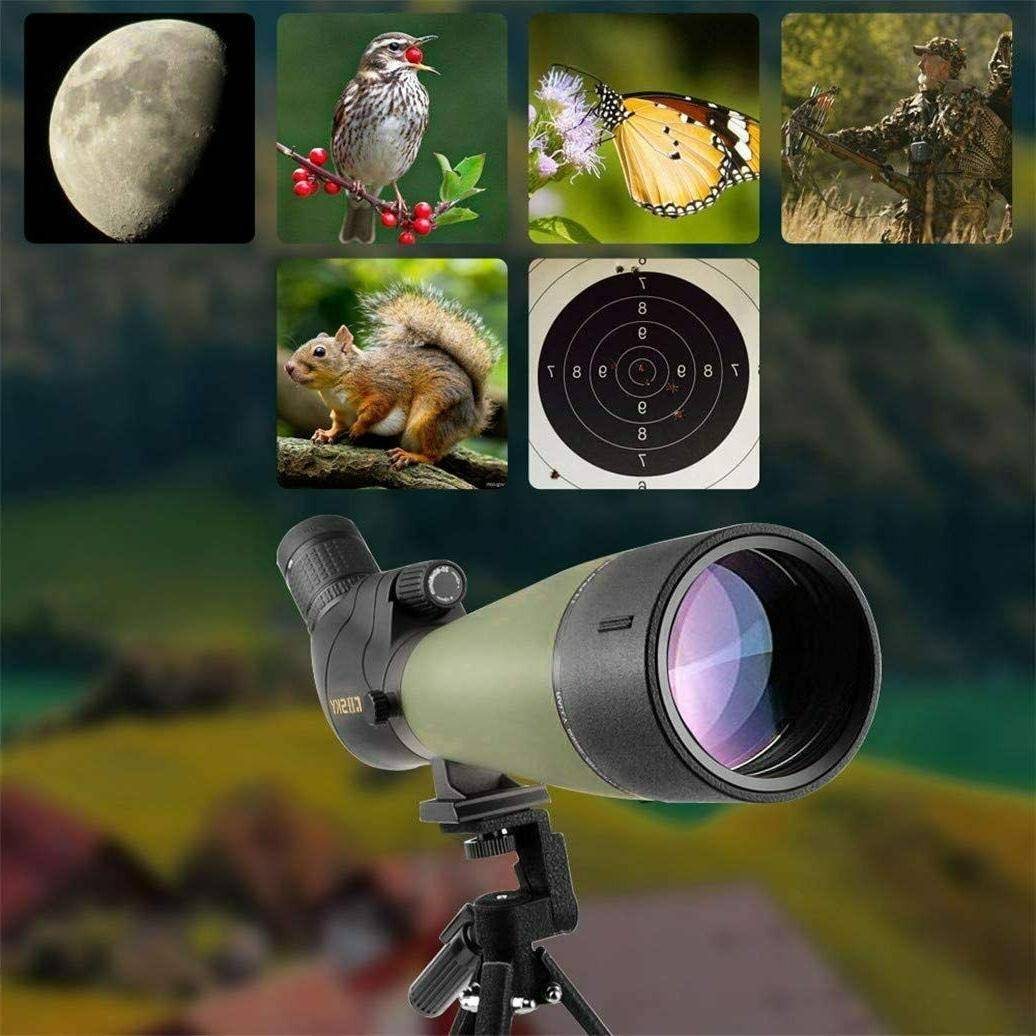 Gosky 20-60x Zoom Hunting HD Camera Mount