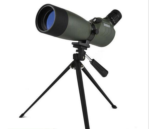 20-60x60mm Zoom HD Optics Wide Angled Spotting Scope Monocul