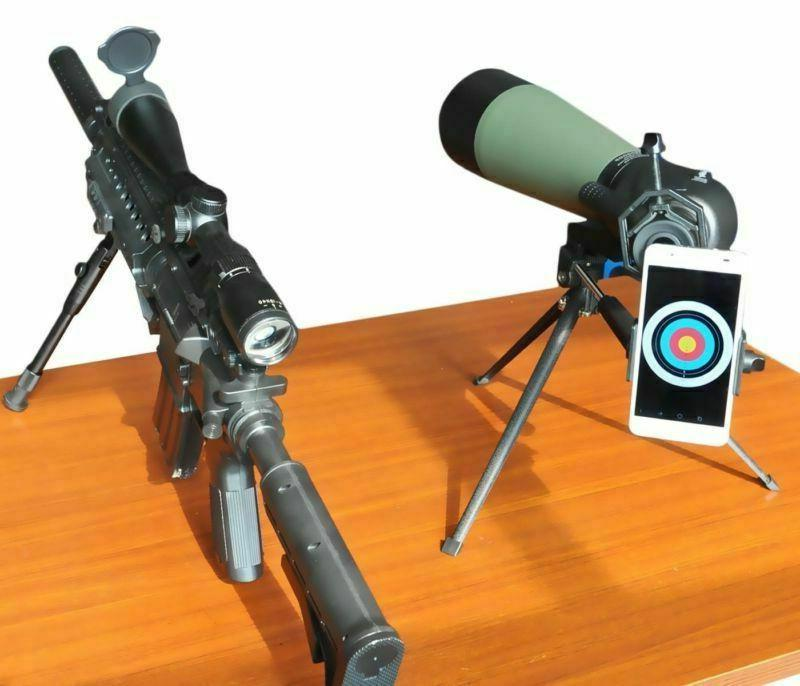 Gosky 20-60x80 Prism Spotting Scope Waterproof Bird