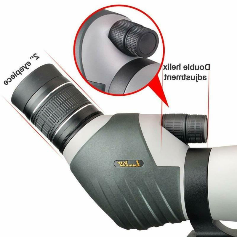 Landove Scope Bak4 Angled Eyepiece Dual Foc