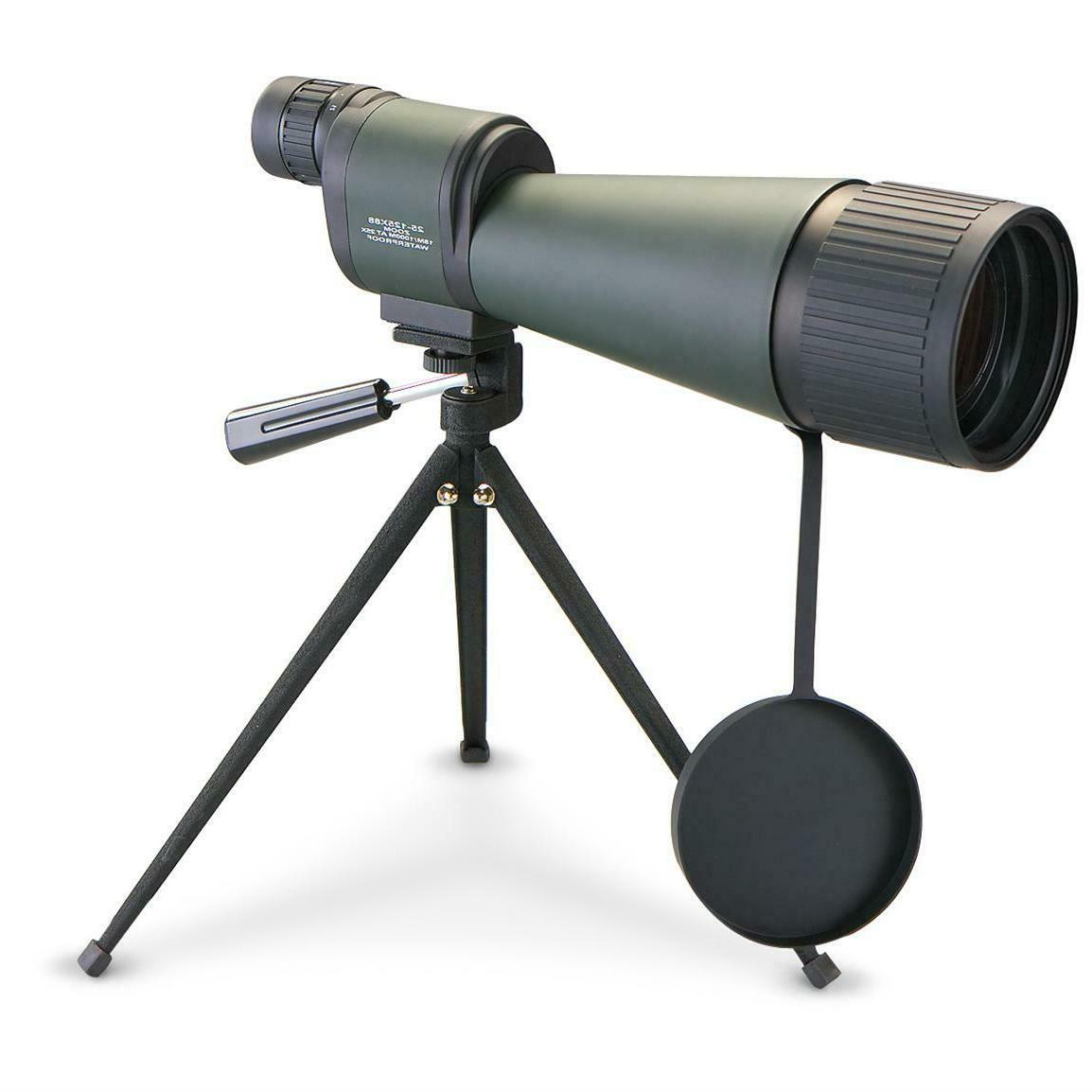 Barska 25-125x88 Benchmark Waterproof Spotting Scope