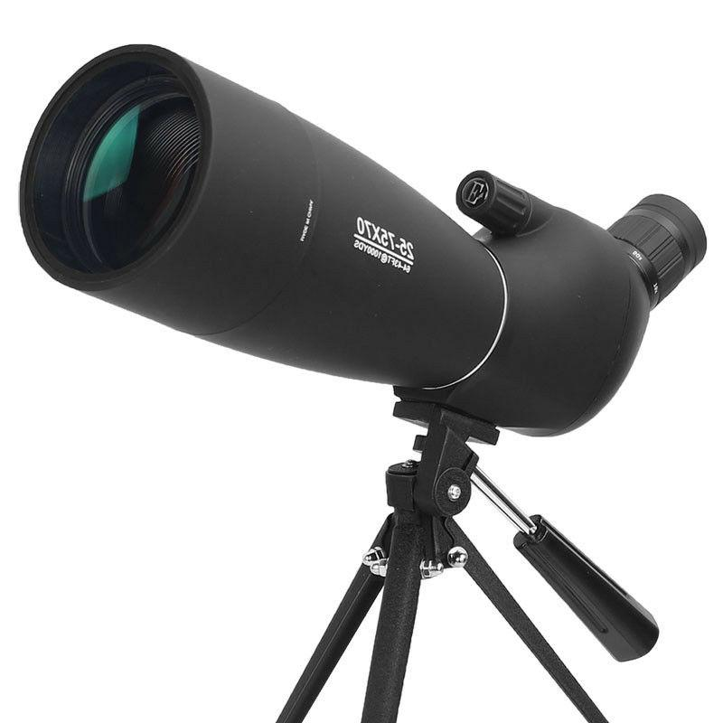 25-75X70 Watching With Mobile Adapter Gift