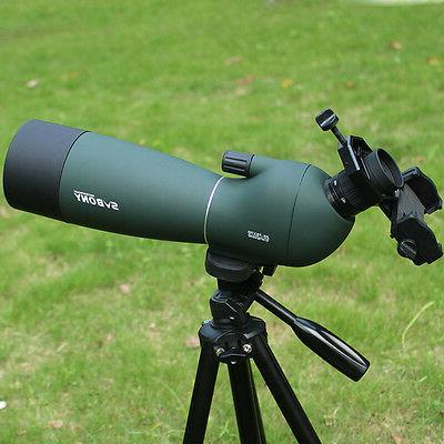 Spotting Scope SV28 Angled Zoom +Phone Adapter