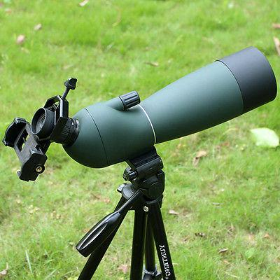 SVBONY Angled Zoom Scope Waterproof+Phone Adapter
