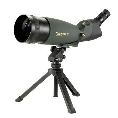 Visionking 30-90x100SS Spotting Scope with Tripod Waterproof US N9S4