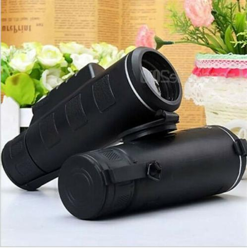 40x Portable Size Hiking camping Telescope