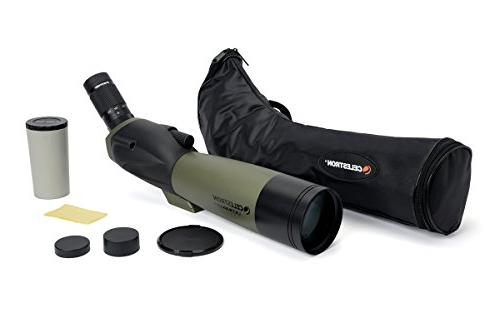 Celestron 52250 80mm Zoom Spotting Scope