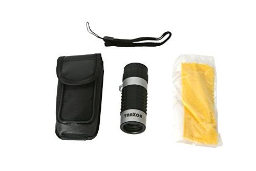 Roxant Definition Ultra-Light Mini - carrying case, neck strap cloth are included