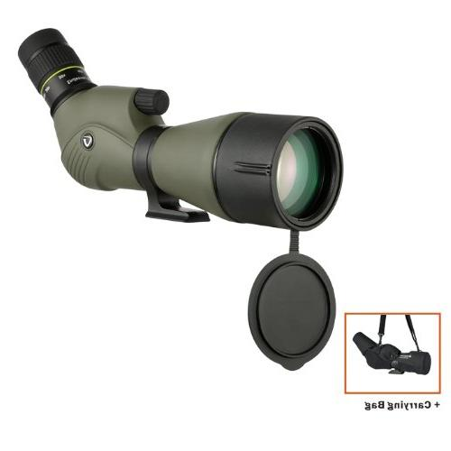 Vanguard Endeavor XF Angled Eyepiece Spotting Scope with