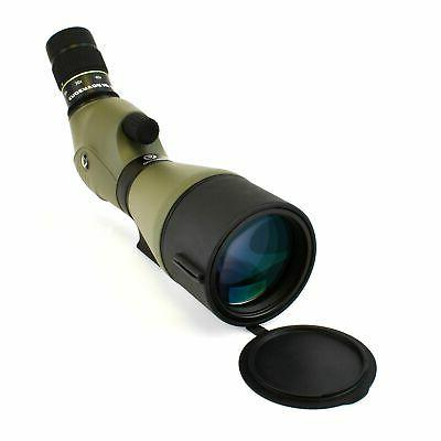 Vanguard Endeavor XF 80A Angled Eyepiece Spotting Scope with