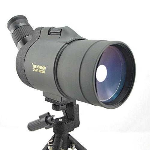 Visionking 25-75x70 Scope 100% Waterproof with
