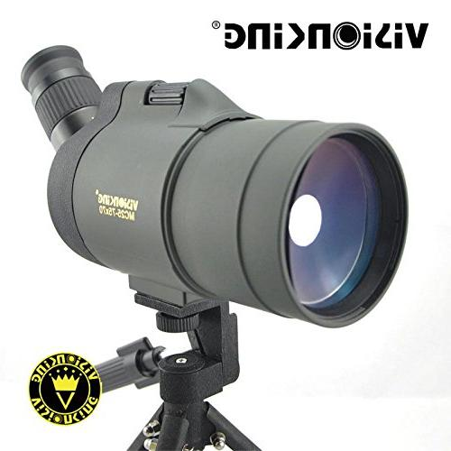 Visionking 25-75x70 Scope Bak4 with Tripod