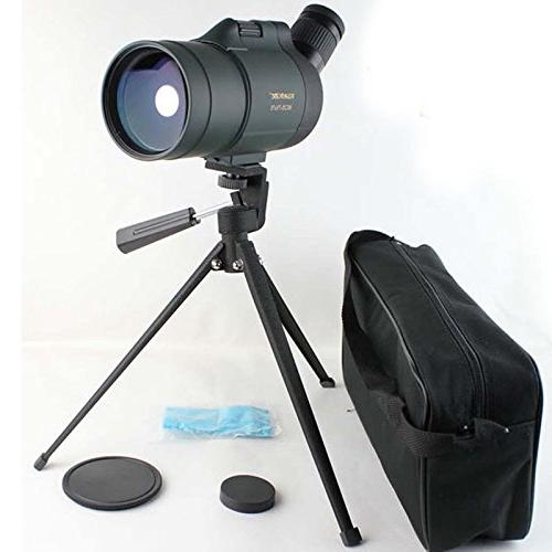 Visionking 25-75x70 Scope 100% with