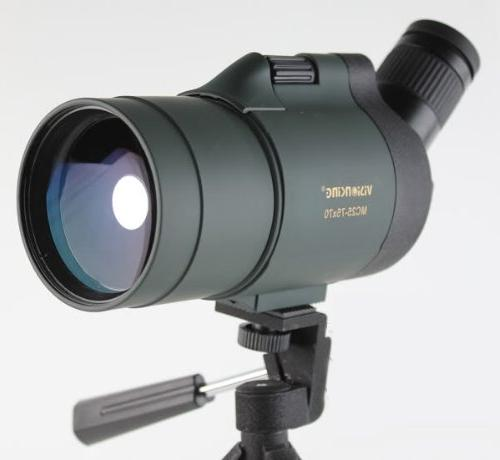 Visionking 25-75x70 Maksutov Scope 100% Waterproof Bak4 with