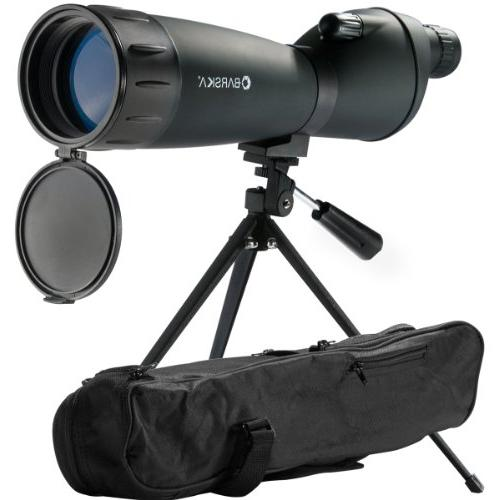 BARSKA 25-75x75 mm Spotting Scope