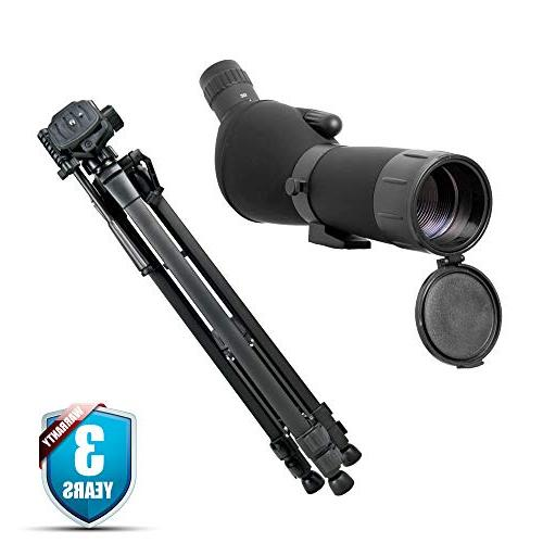 Maginon Hi Definition Scope 20-60x60 Zoom Target Shooting
