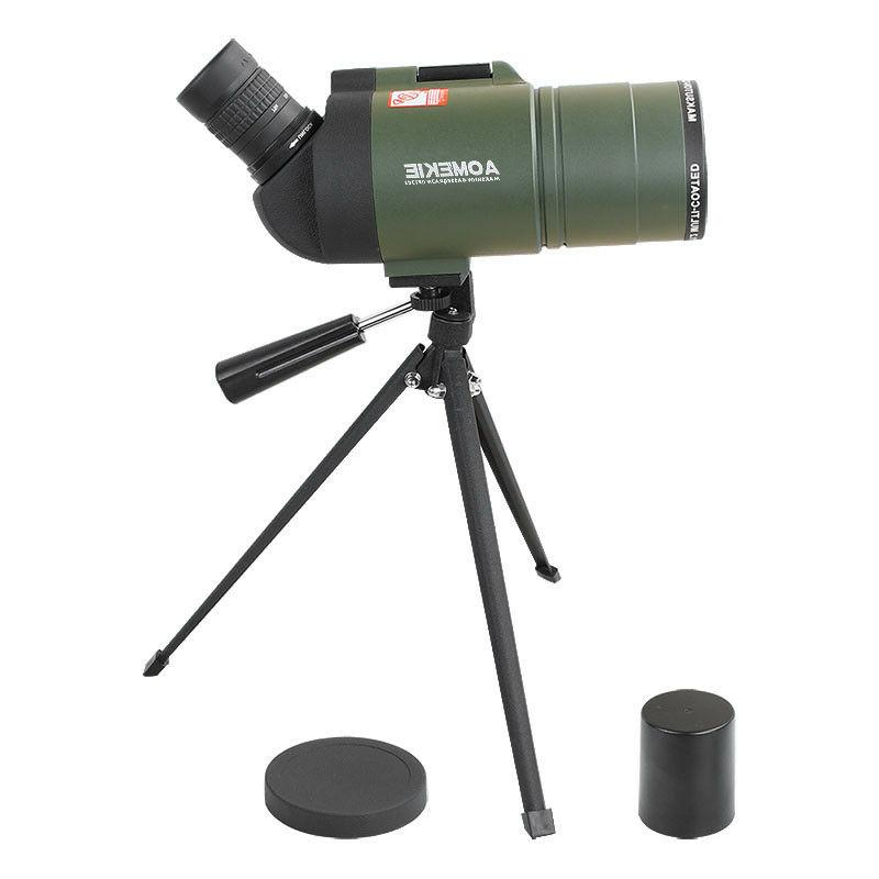 MAK Angled 25-75X70 Scope Waterproof Tripod Phone