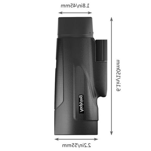 Monocular Waterproof High Power Scopes for Adults