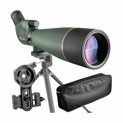 prism spotting scope waterproof