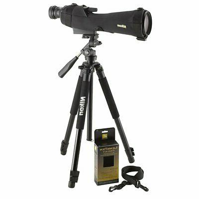 prostaff 5 spotting scope outfit