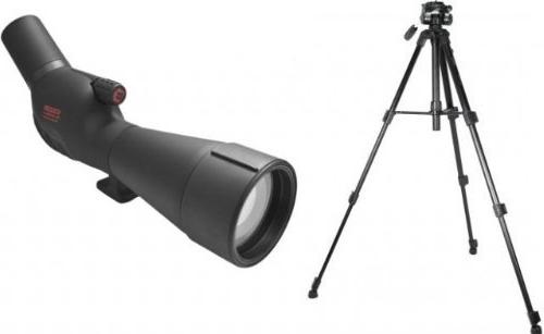rampage angled spotting scope kit