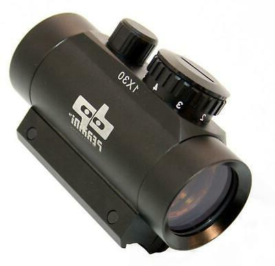 red dot scope for air rifle crossbows