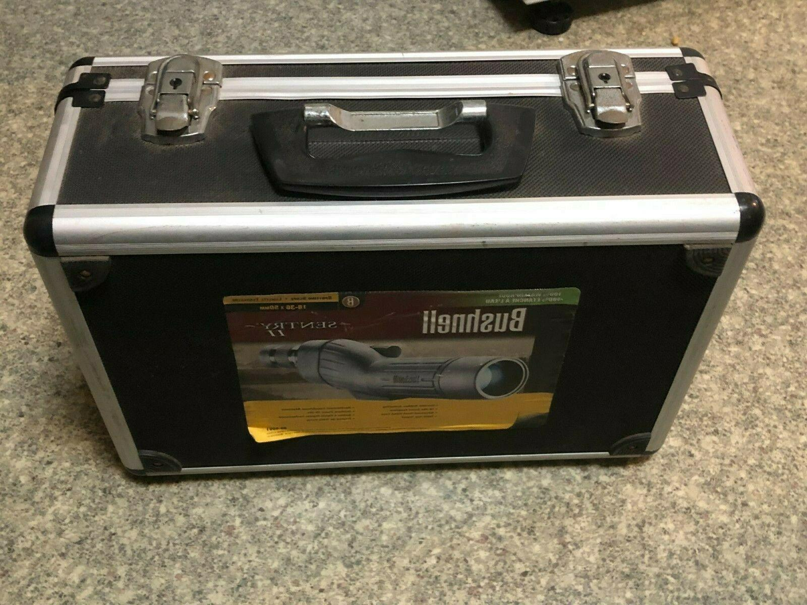 BUSHNELL 18-36 x 50 with